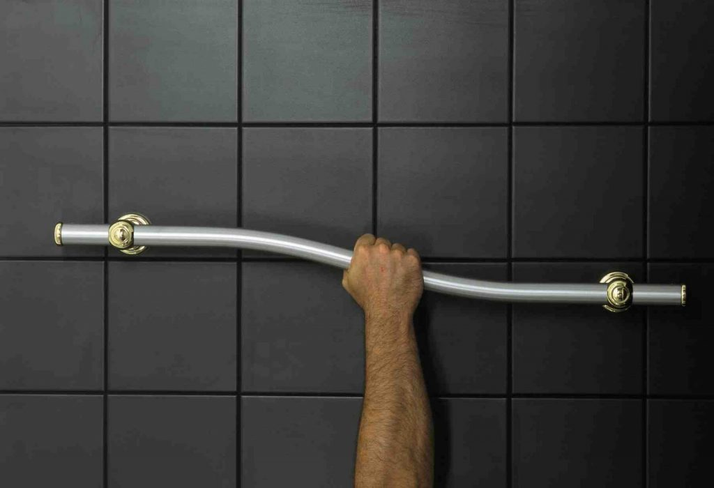 Bathroom Hand Rails For Handicapped People In Barrier Free
