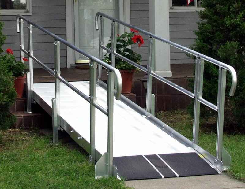 Charmant Barrier Free Modifications Makes Traveling In And Out Of Your Home Easier,  We Offer Many Types Of Ramps To Fit A Wide Variety Of Needs, Whether You  Need An ...