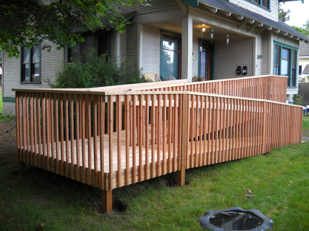 Barrier Free Modifications Makes Traveling In And Out Of Your Home Easier,  We Offer Many Types Of Ramps To Fit A Wide Variety Of Needs, Whether You  Need An ...